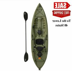 Top selling Angler 10 ft Fishing Kayak ,  30 days max Delive