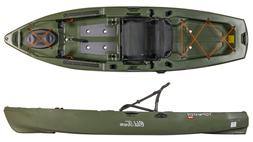 topwater 106 angler fishing kayak