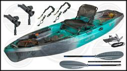 Old Town Topwater 106 Fishing Kayak Fishing Package