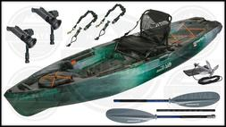 Old Town Topwater 120 Fishing Kayak Fishing Package