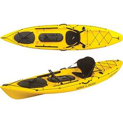 Ocean Kayak Trident 11 Angler with Closeout Seat - Yellow