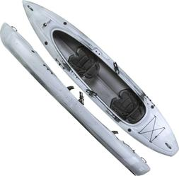 OLD TOWN TWIN HERON ANGLER SIT IN TANDEM FISHING KAYAK SALE