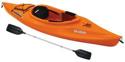 10' Sit In Kayak Outdoor Water Sports Fishing Boat Paddle In