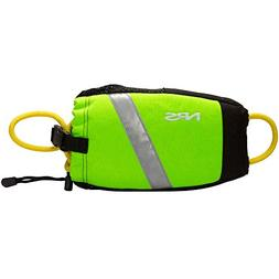 NRS Wedge Rescue Throw Bag High Vis Green 55'