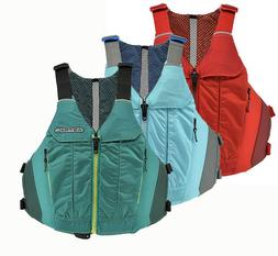 Women's ASTRAL Linda PFD Vest Thin-Vent High Seatback Recrea