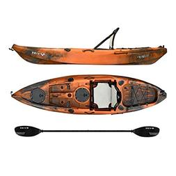 Vibe Kayaks Yellowfin 100 | 10ft Angler Sit On Top Kayak | 1