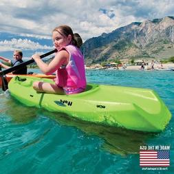 Youth Wave Kayak  Color: Lime Green