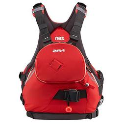 NRS Zen Lifejacket -Red-L/XL